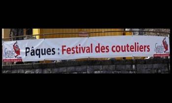 FESTIVAL DES COUTELIERS 2016